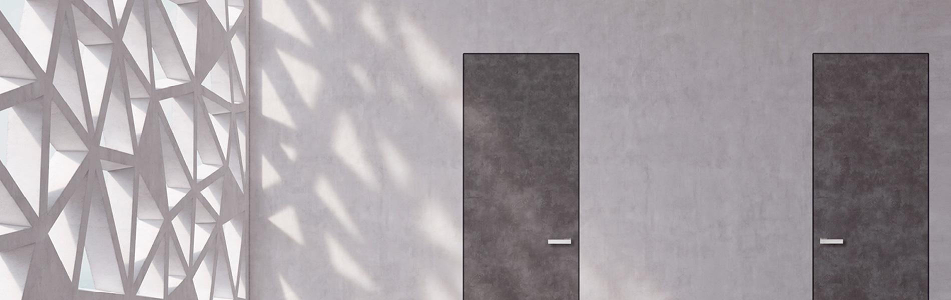 Joint Phonique Porte Coulissante okre, matériaux de décoration   les portes